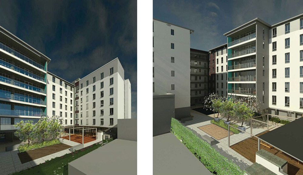 Student Accommodation in Gauteng, Bloemfontein and Cape Town - Respublica