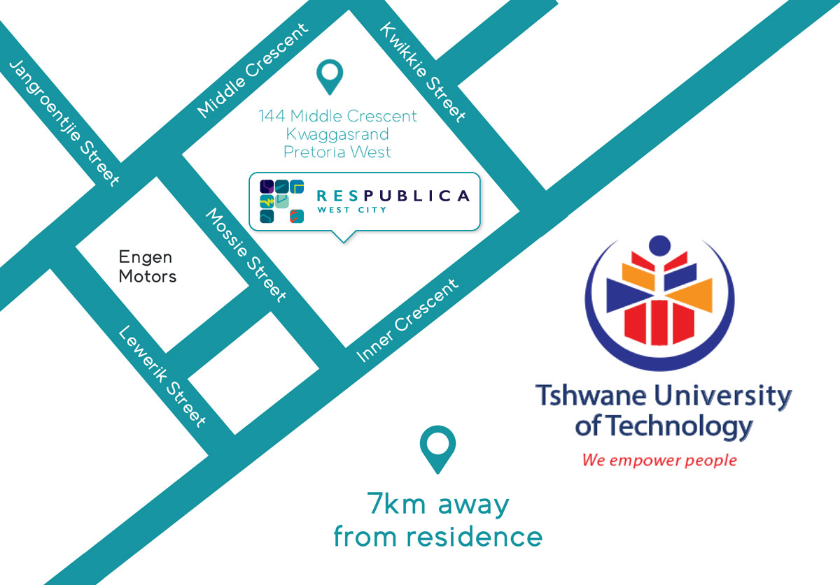 Student Accommodation in Gauteng - Respublica