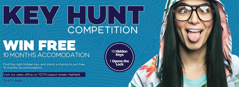 Key Hunt Hatfield